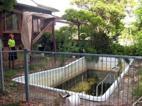 Unused pool
